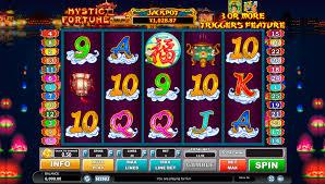 Permainan Judi Slot Games Online